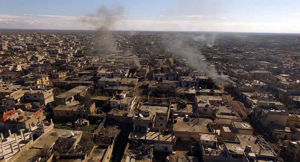 La provincia siria de Daraa (archivo)