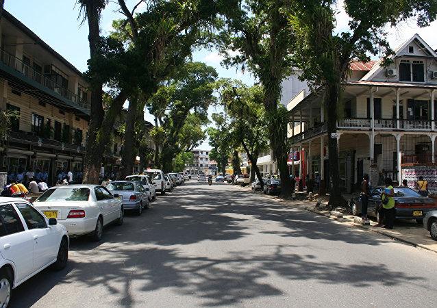 Paramaribo, capital de Surinam