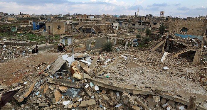 La provincia siria de Deraa (archivo)