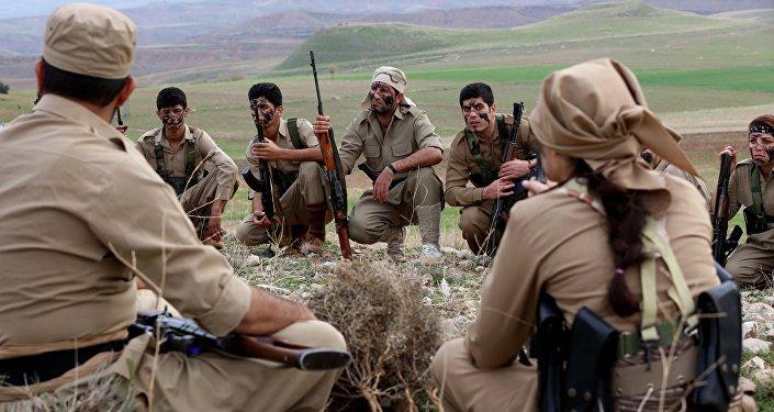 Los kurdos (archivo)
