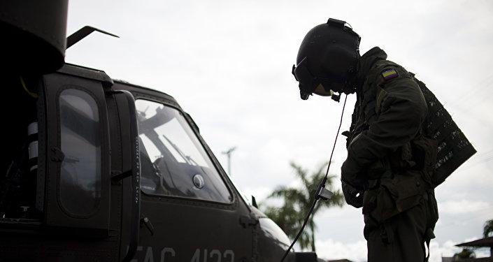 Soldado del Ejército de Colombia (imagen referencial)