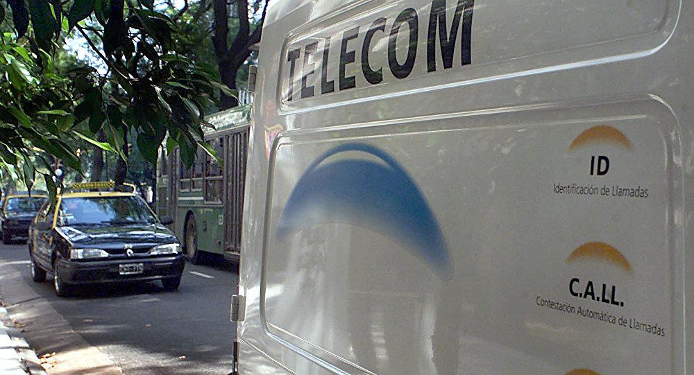 La empresa Telecom