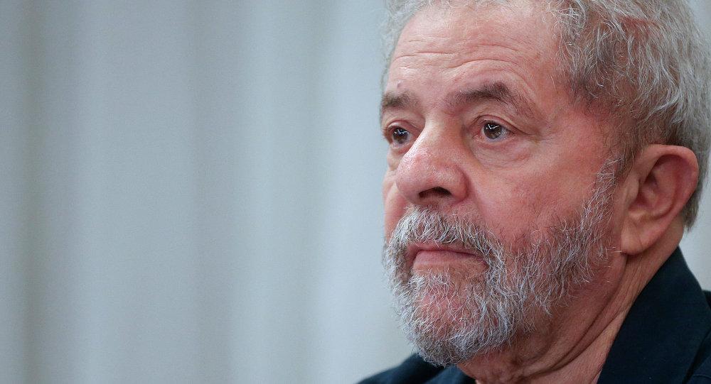 Luiz Inácio Lula da Silva, expresidente brasileño