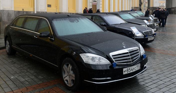 Automóviles únicos: desde la época de Nicolás II hasta la de Vladímir Putin