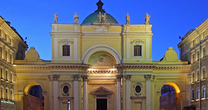 Iglesia de Santa Catalina (San Petersburgo)