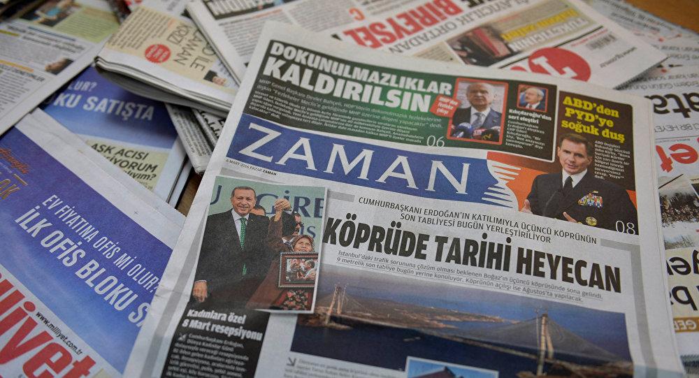 Diario turco Zaman