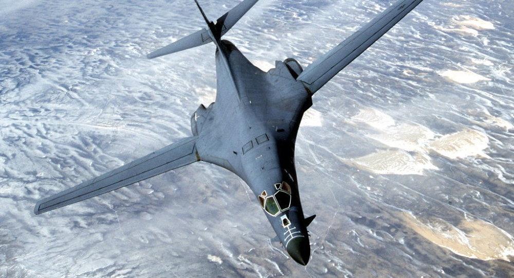 Bombardero B-1 Lancer
