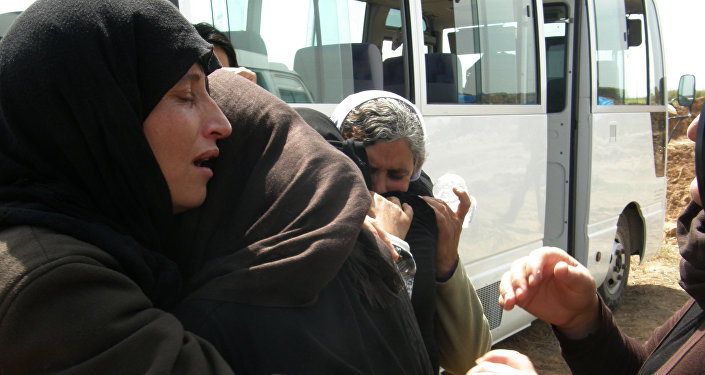 Las yazidíes iraquíes