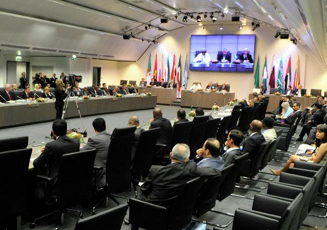 La cumbre de OPEP (archivo)