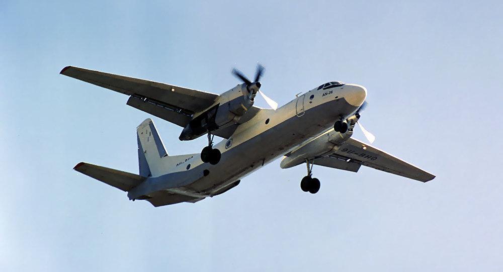 El avión An26