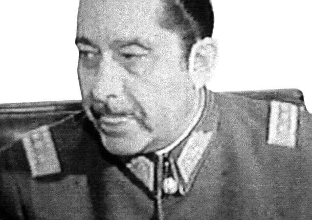 Arellano Stark, integrante del servicio de inteligencia de la dictadura de Augusto Pinochet