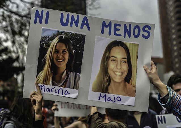 Fotos de dos turistas argentinas asesinadas en Ecuador