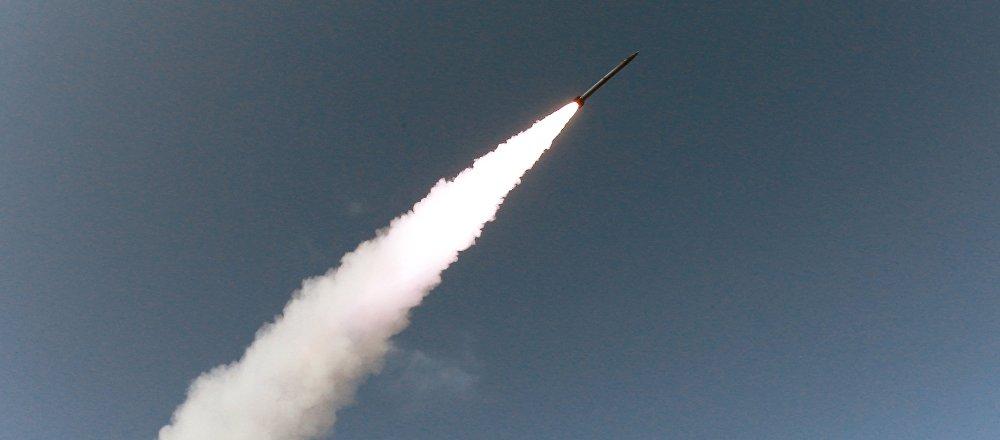 Lanzamiento de cohete en Corea del Norte (archivo)