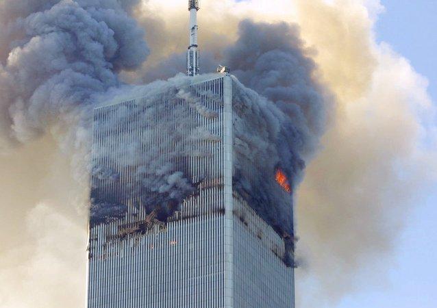 Atentados del 11 de septiembre de 2001 en EEUU (Archivo)