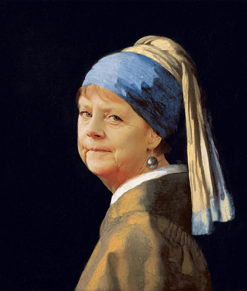 Líderes mundiales: Protagonistas de pinturas clásicas