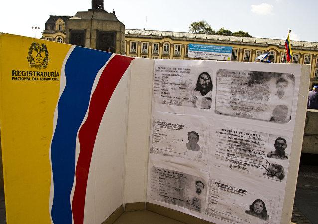 Las desapareciones en Colombia