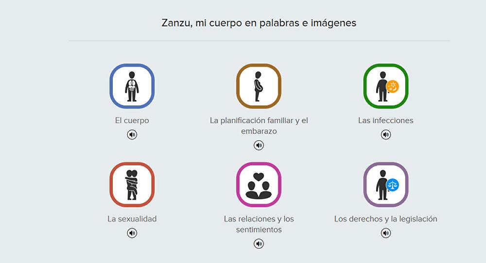 Zanzu, el sitio web para los refugiados, lanzado en Alemania