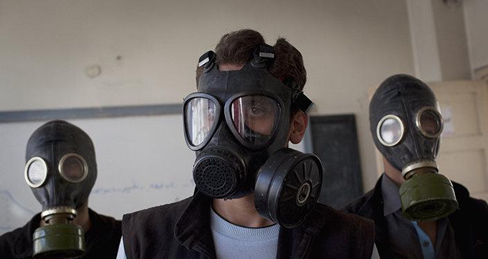 Casi 1.500 muertos por armas químicas en el conflicto sirio