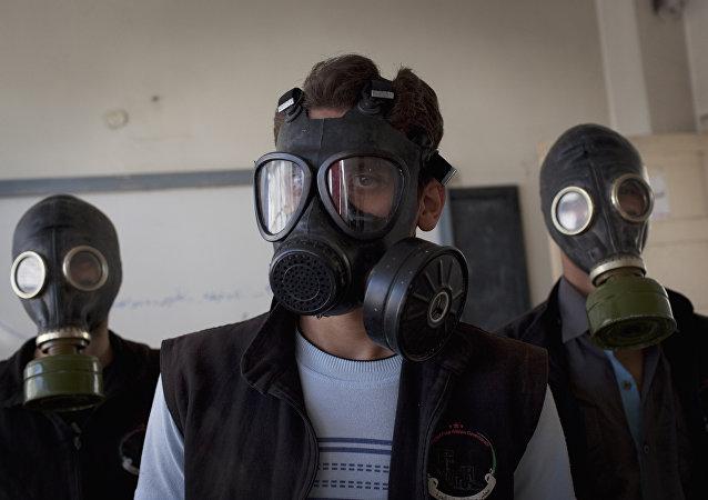 La ONU y la OPAQ lanzan Mecanismo Conjunto de Investigación sobre armas químicas en Siria (archivo)