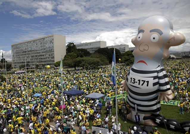 Justicia de Sao Paulo cede decisión sobre encarcelamiento de Lula al juez Moro