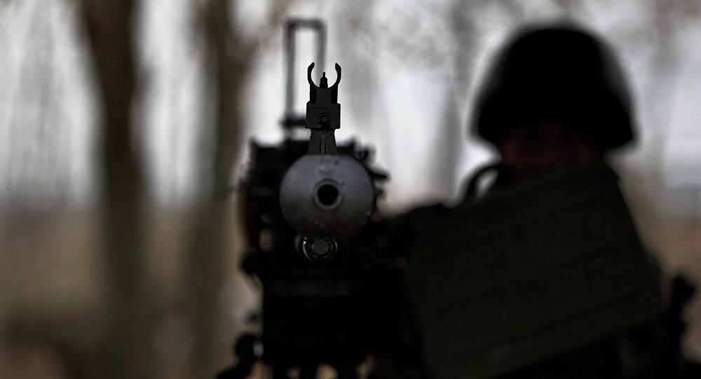 Militar ucraniano