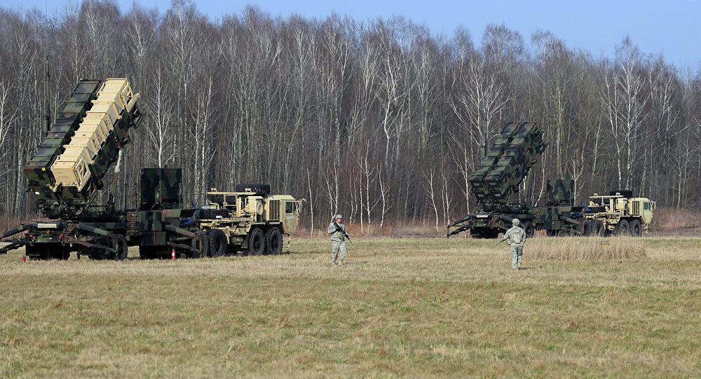 Los destacamentos de defensa antimisiles de EEUU en Polonia (archivo)