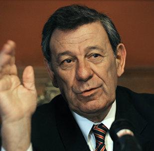 Ministro de Exteriores de Uruguay, Rodolfo Nin Novoa