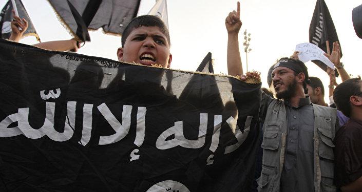 Seguidores de ISIS (archivo)
