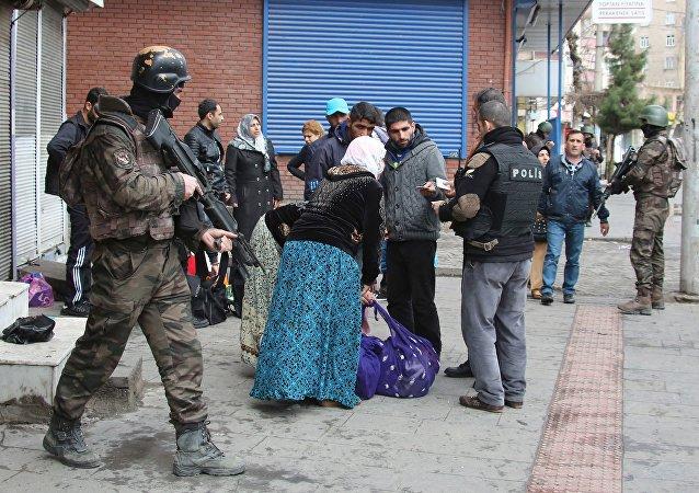 Los kurdos en Turquía