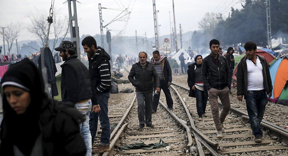 Refugiados y migrantes en Europa
