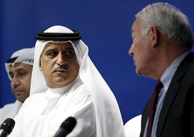 Ghaith al Ghaith, director ejecutivo de la aerolínea Flydubai