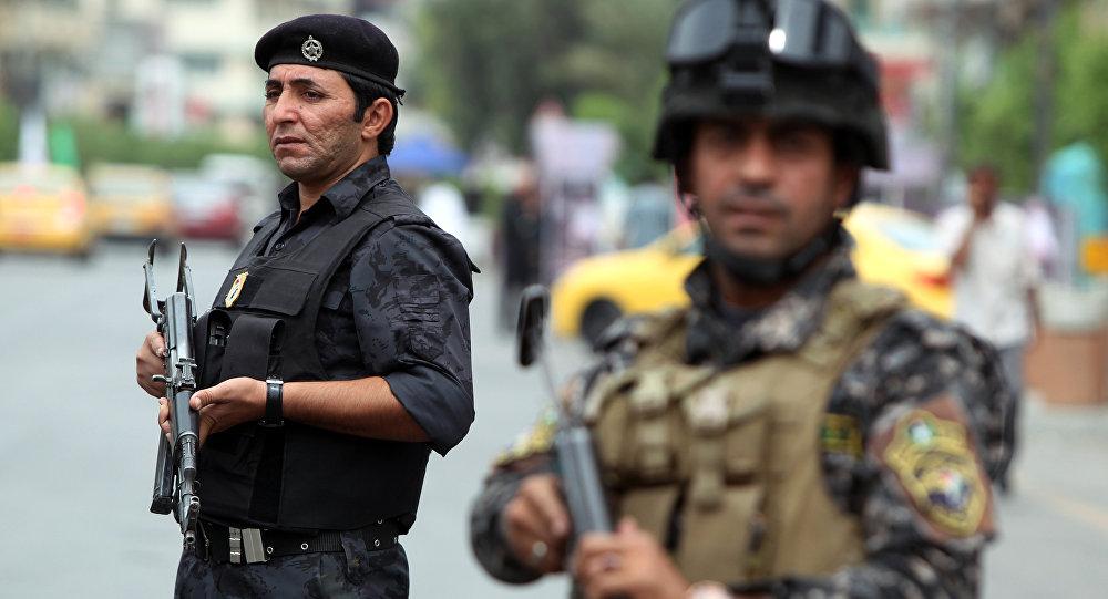 Policía iraquí (archivo)