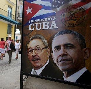 La Habana durante la normalización de las relaciones entre EEUU y Cuba
