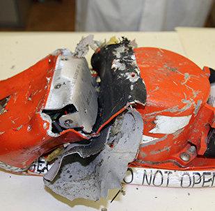 Caja negra del Boeing 737-800 de Flydubai
