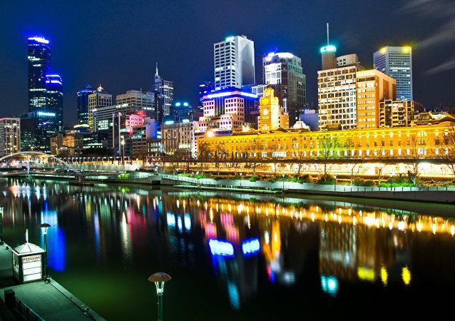 Melbourne, la capital cultural de Australia