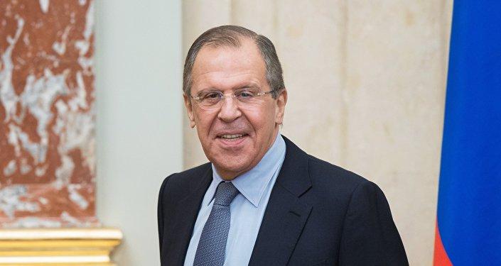 Serguéi Lavrov cumple 66 años