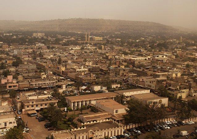 Bamako, Malí (archivo)