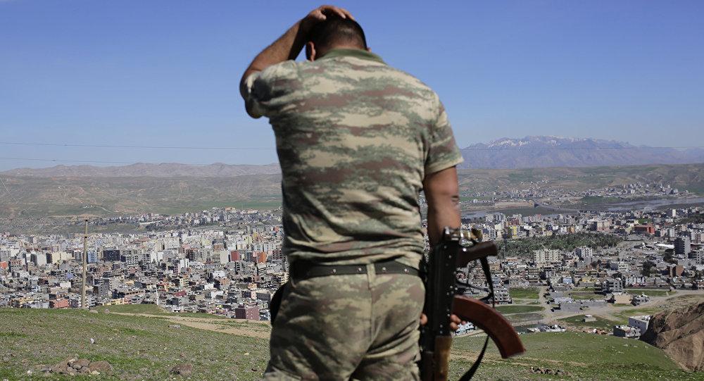 Soldado turco (archivo)