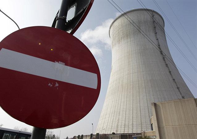 Central nuclear de Tihange en Bélgica