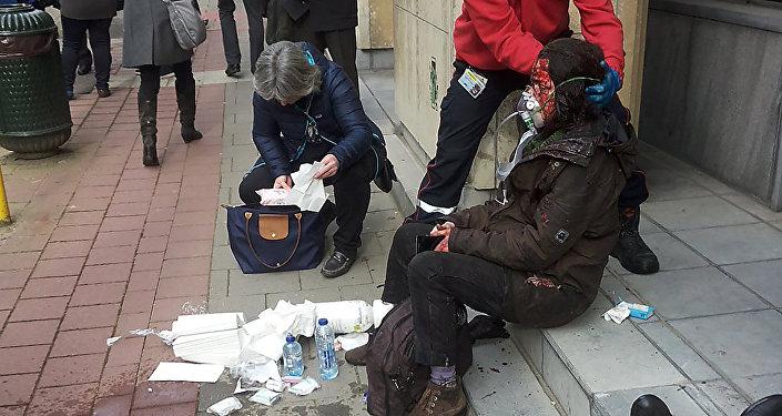 Martes sangriento: Testigos relatan como vivieron los ataques terroristas en Bruselas