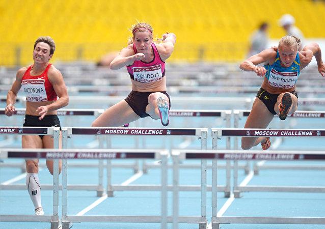 Atletismo ruso
