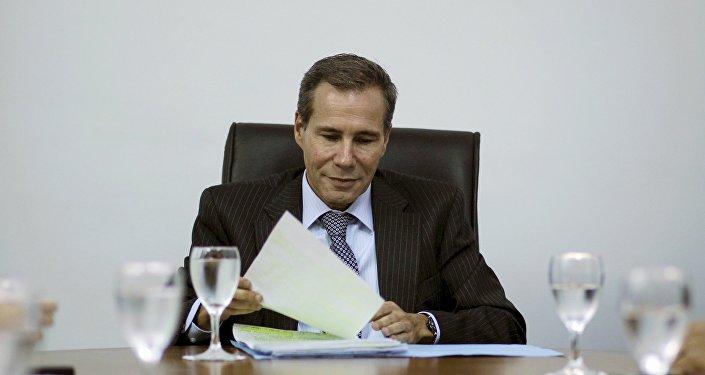 Alberto Nisman, fiscal argentino (archivo)