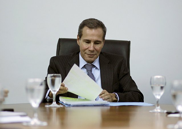 Alberto Nisman, fiscal argentino