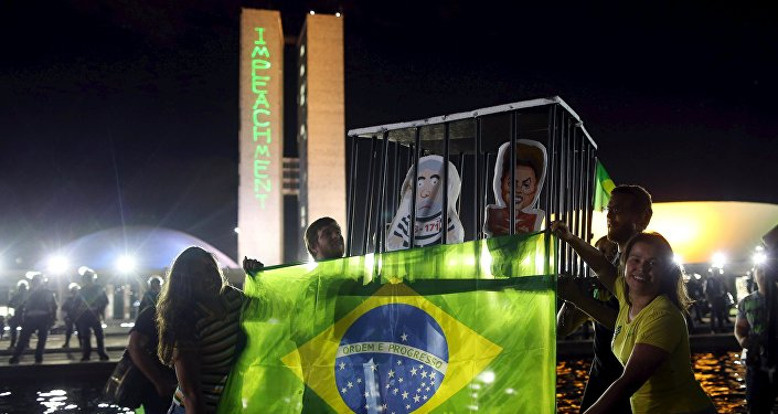 Obama cree que Brasil saldrá de la crisis política porque su democracia es madura