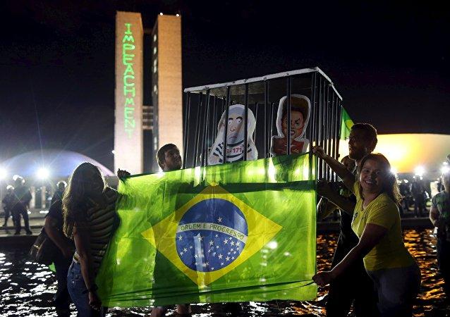 Cuatro preguntas sobre la crisis institucional que vive Brasil