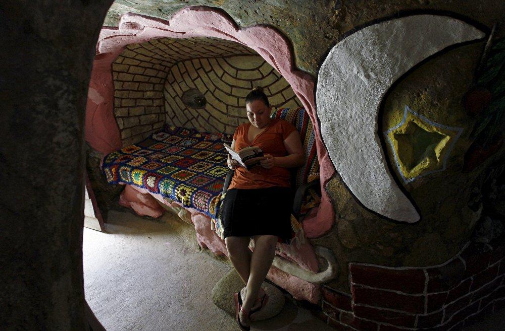 La extraordinaria casa subterránea de Costa Rica