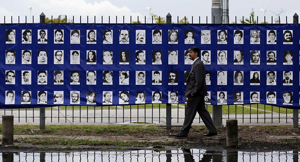 Fotos de las víctimas de la dictadura argentina