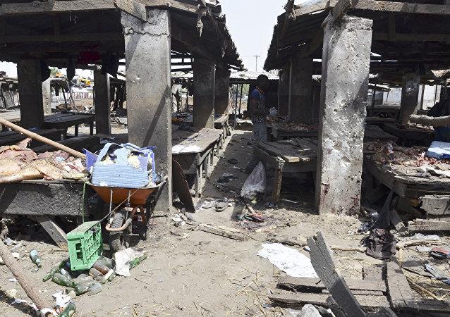 Uno de los ataques realizados por Boko Haram  (archivo)