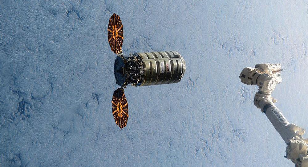 La nave espacial Cygnus