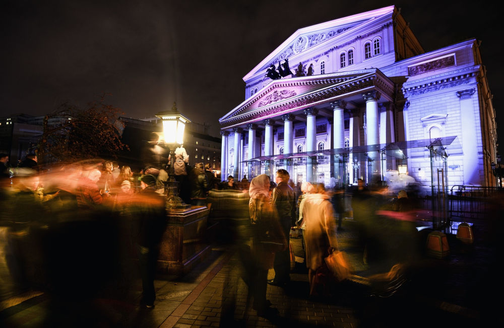 Teatro Bolshói: El eterno símbolo de Rusia